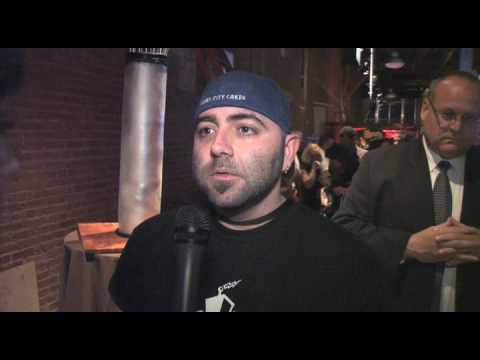 Interview with Duff Goldman at SWEET