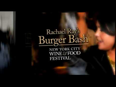 Racheal Rays Burger Bash