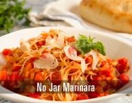 No Jar Marinara