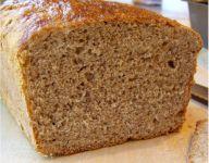 Gluten-free Oatmeal Maple Bread