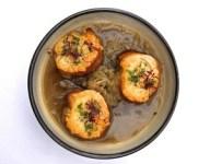Chef Franck Pontais - French Onion Soup