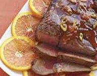 Orange Pepper Steak Recipe