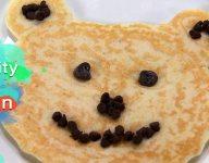 Creativity in the Kitchen - Pancake Art