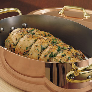 Pan Roasted Turkey Breast Recipe
