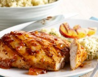 Peachy Grilled Chicken