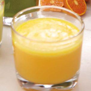 Strawberry-Pineapple-Mint Juice