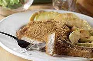 Pork Chop And Apple Casserole Recipe