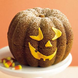 Spiced Pumpkin Cake Recipe