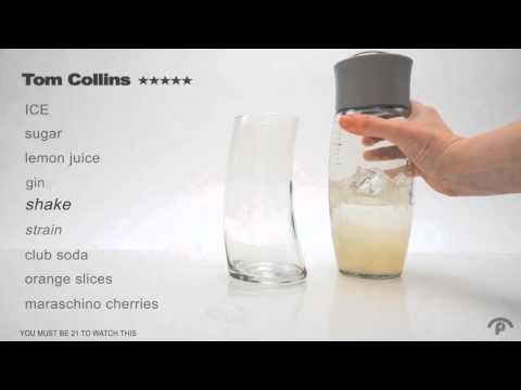 Mixology Tom Collins