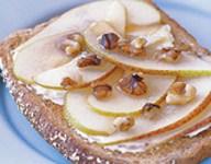 Maple Pear Toast Recipe