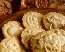 Harvest Shortbread Cookies