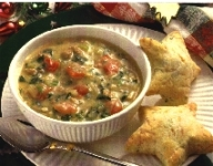 Spicy Italian Christmas Chowder