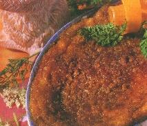 Honey Kissed Carrot Bake