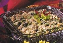 Broccoli Crumb Bake