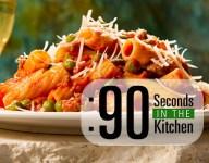 90 Second Rigatoni Alla Buttera