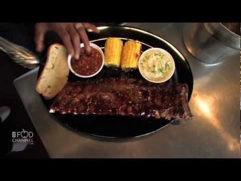 Barbecue Ribs Ellis Island
