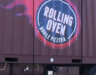 Rolling Oven Pizza