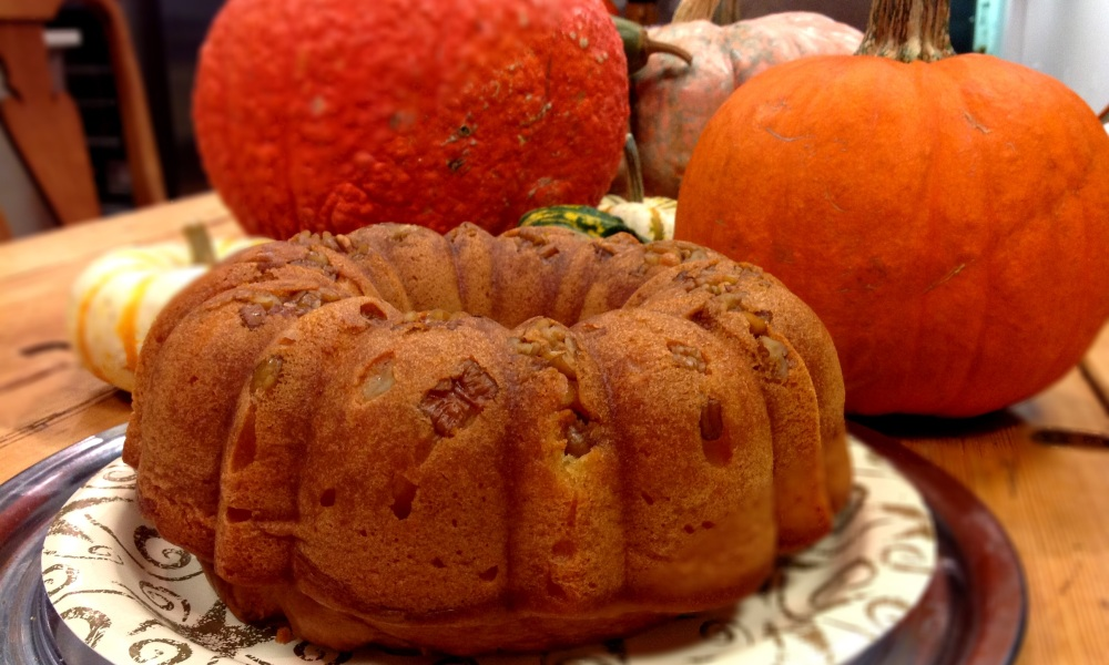 Rum Cake - perfect for the holidays!