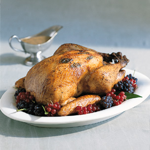 Sage Roasted Turkey