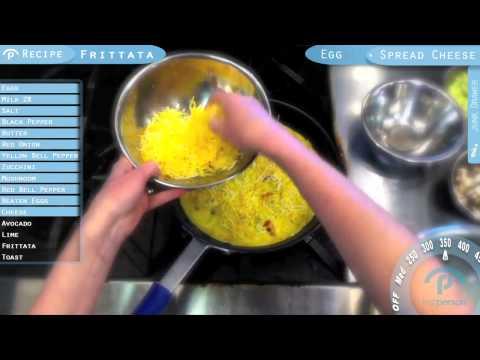 FP Vegetable Egg Fritatta