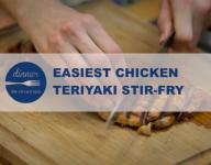 Easiest Chicken Teriyaki Stir-Fry