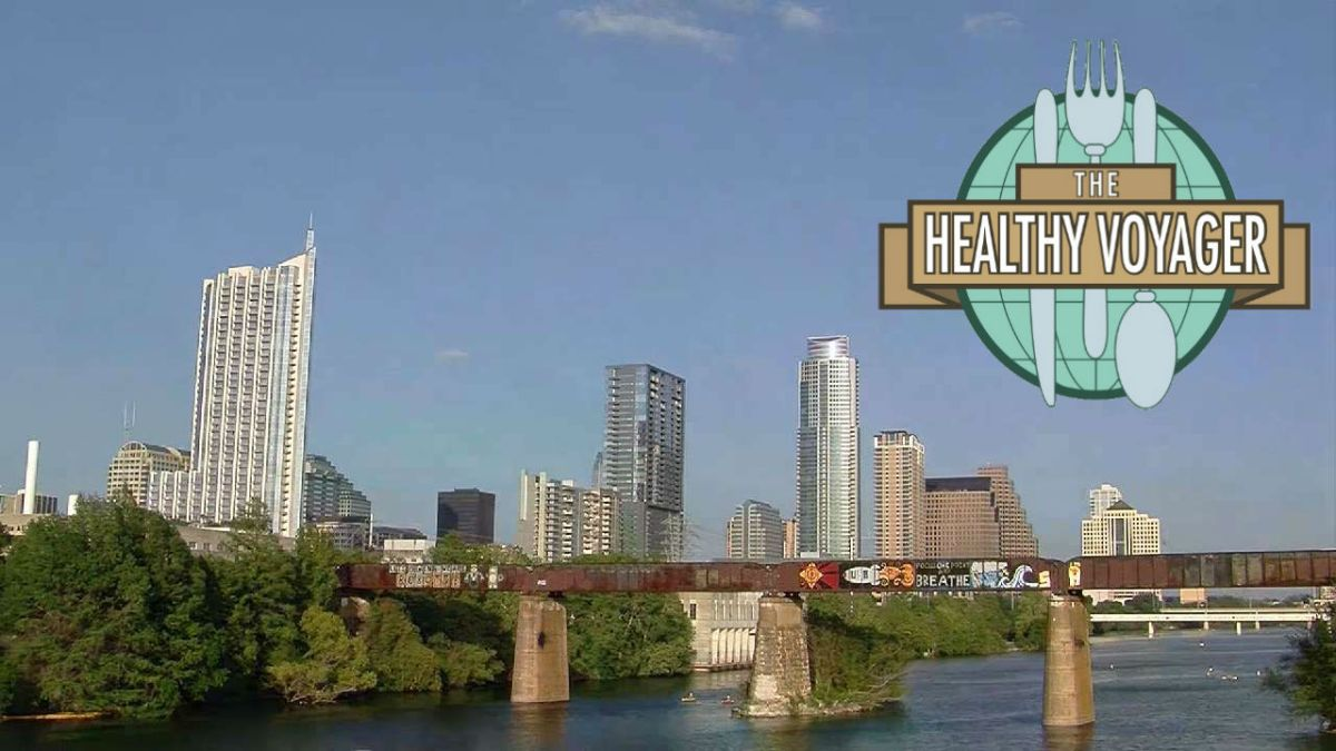 The Healthy Voyager Adventures in Austin