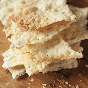 Seeded Crackers
