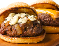 90 Second Simply Superb Grilled Burger