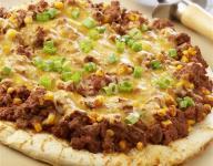 Sloppy Joe Pizza Recipe