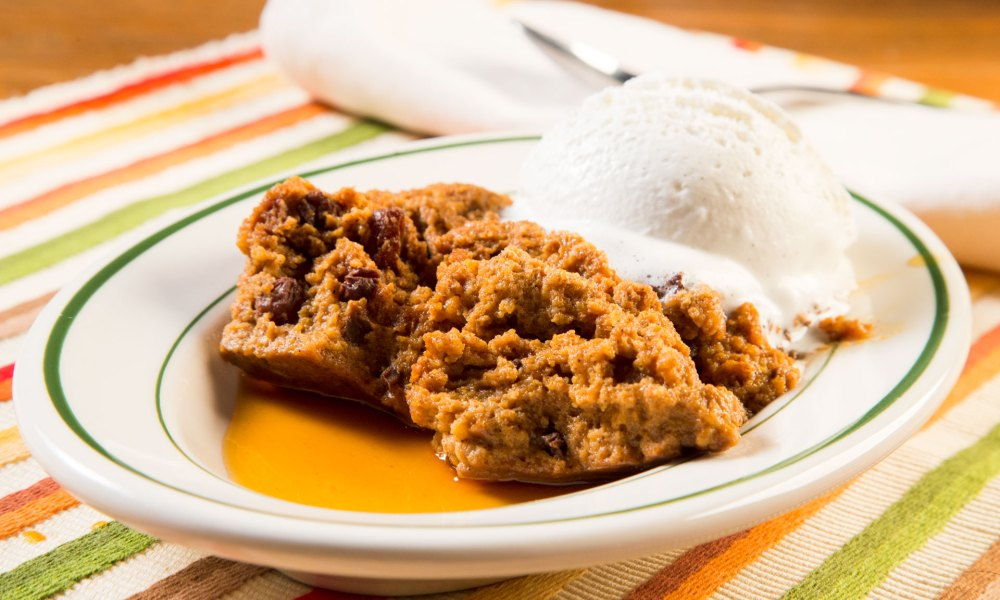 Slowcooker Indian Pudding