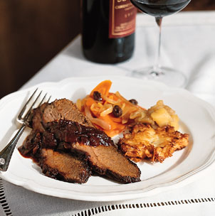 Spiced Beef Brisket Recipe