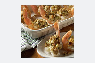Stove Top Stuffed Shrimp Recipe