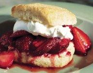 Classic Strawberry Shortcakes Recipe