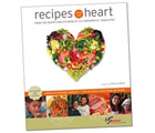 Recipes from the Heart book