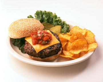Southwestern Bunkhouse Burgers
