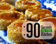 90 Second Sweet Potato Soufflés