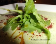 Zucchini Soup from The Elegant Gourmet