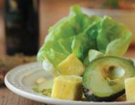 Tropical Avocado Salad