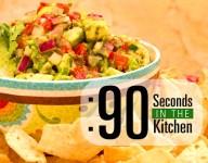 90 Second Unbeatable Guacamole