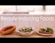 Beauty Inducing Foods