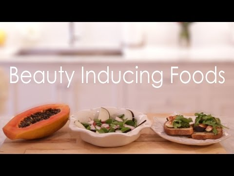 Beauty Inducing Foods