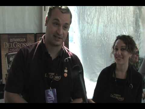 Interview with Michael DelGrosso NYC Wine and Food Festival