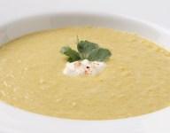 Creamy Corn and Jalapeño Soup