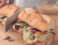 Vietnamese Style Pork Sandwich