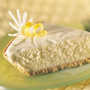 Blue Bunny White Chocolate Lemon Pie