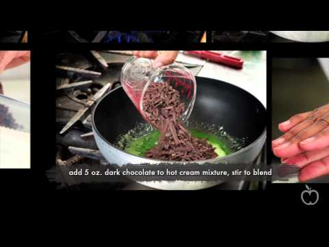 How to Make Green Tea Truffles