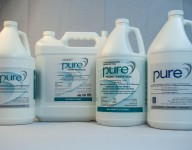 Pure Hard Surface Disinfectant Now Part of Subway Program
