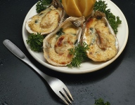 Brined Holiday Oysters on the Half Shell Recipe