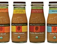 Iced Coffee: New From Wolfgang Puck