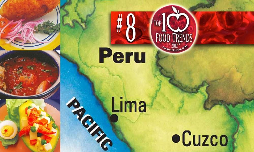 Groovin on Peruvian